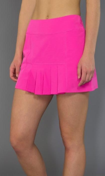 4afb625bcb7 Lori s Golf Shoppe  CLEARANCE JoFit Ladies Dash Pleated Tennis Skorts  (Short) - Napa (Fluorescent Pink)