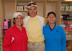 Introducing Lori, Gary & Joan - Our Fabulous Instructors from Lori's Golf Shoppe