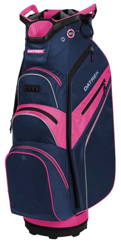 44faba9a2a50 Datrek Ladies Men s DG Lite II Golf Cart Bags - Black Pink.  149.99 · Quick  View