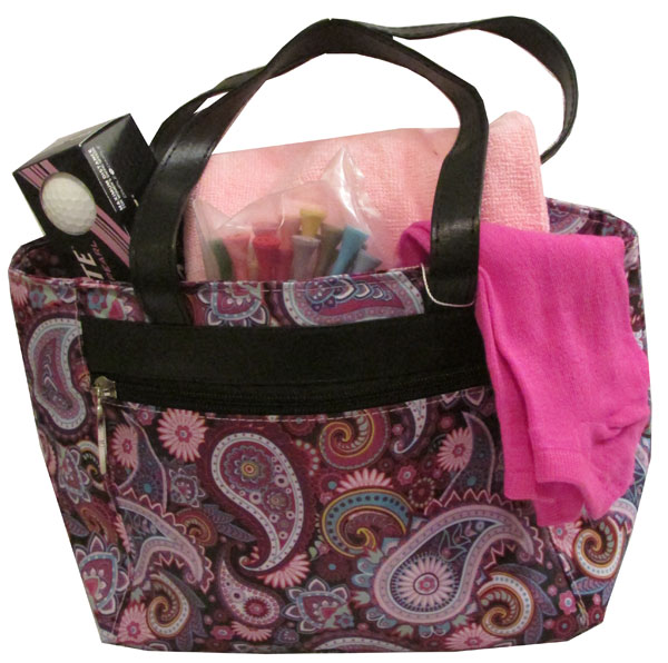 Quick View. LGS Ladies Golf Cooler Totes Combos - Black Purple Paisley.   39.99. Quick View 9f48d0986fbee