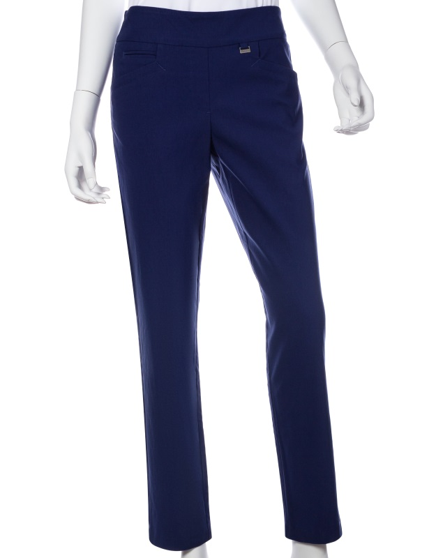 7c1d3cbbb80724 Quick View. EP New York Ladies & Plus Size Essentials Pull On Golf Ankle  Pants ...